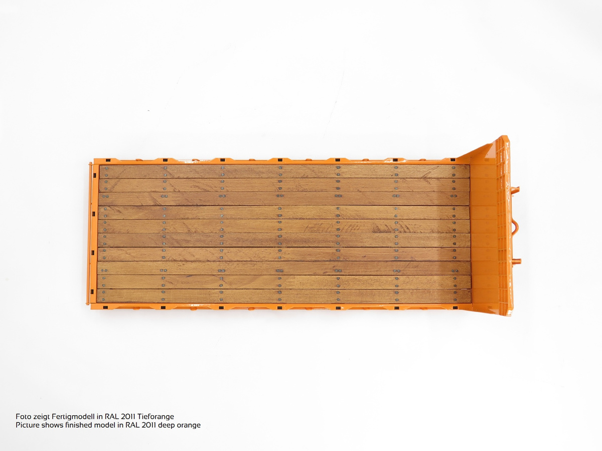 Hookloader platform, set of parts