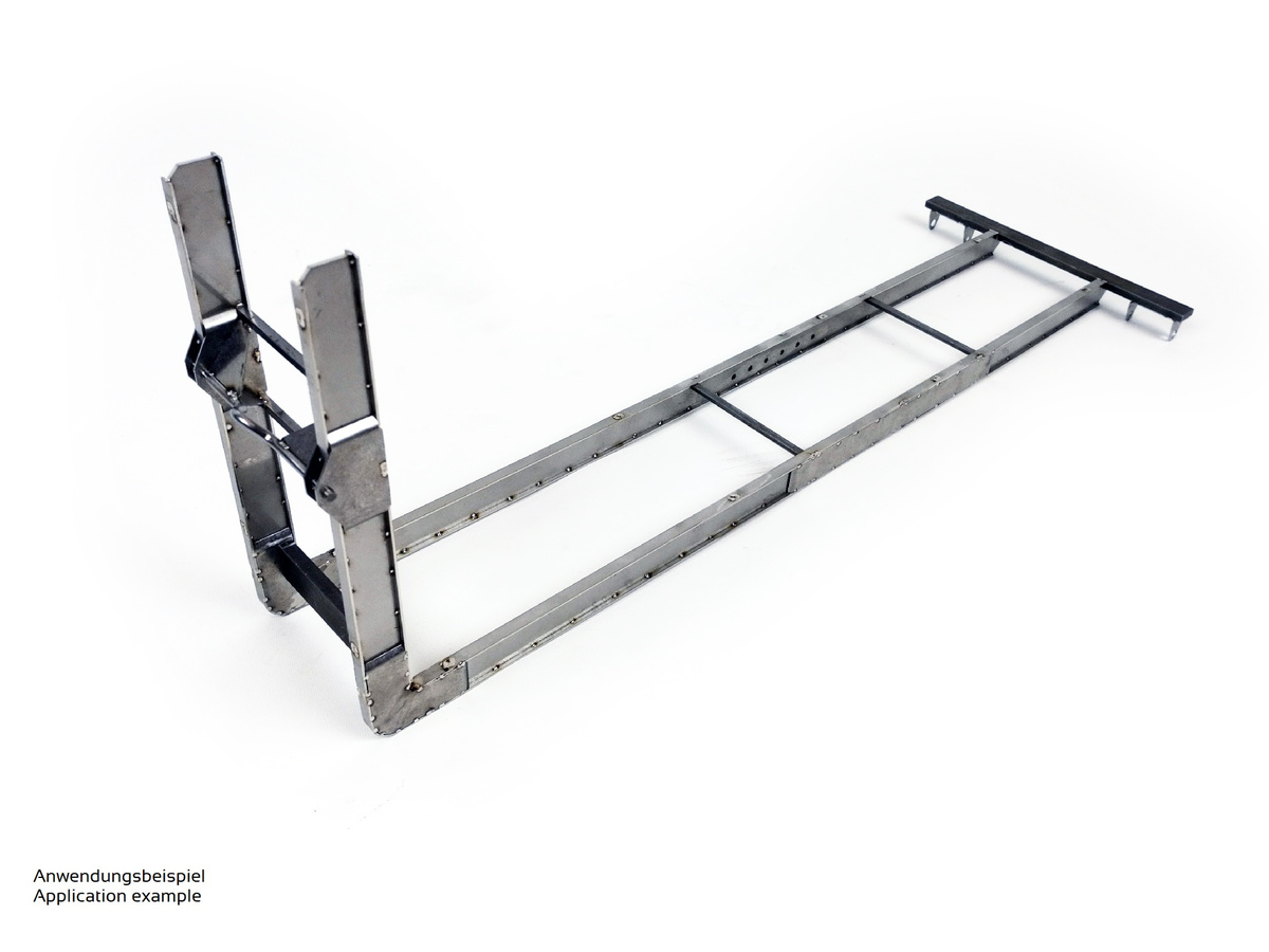Hookloader basic frame high, set of parts