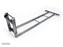 Hookloader basic frame, set of parts