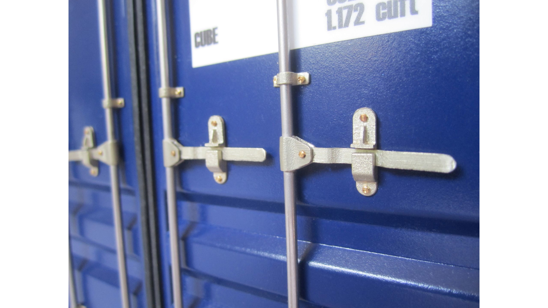 Finescale Door Locking Rods 1 Pair 2 Rods For M0 6
