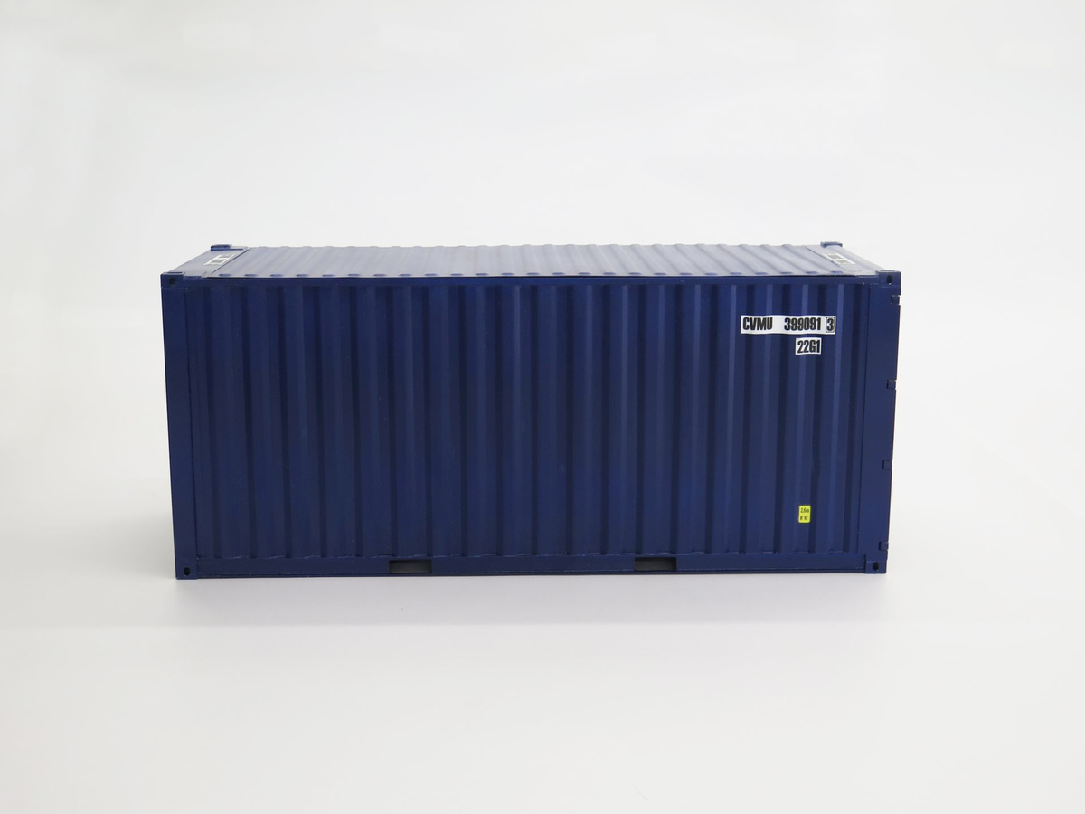 20ft Container, FineScale