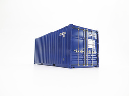 20ft Container, FineScale, finished model